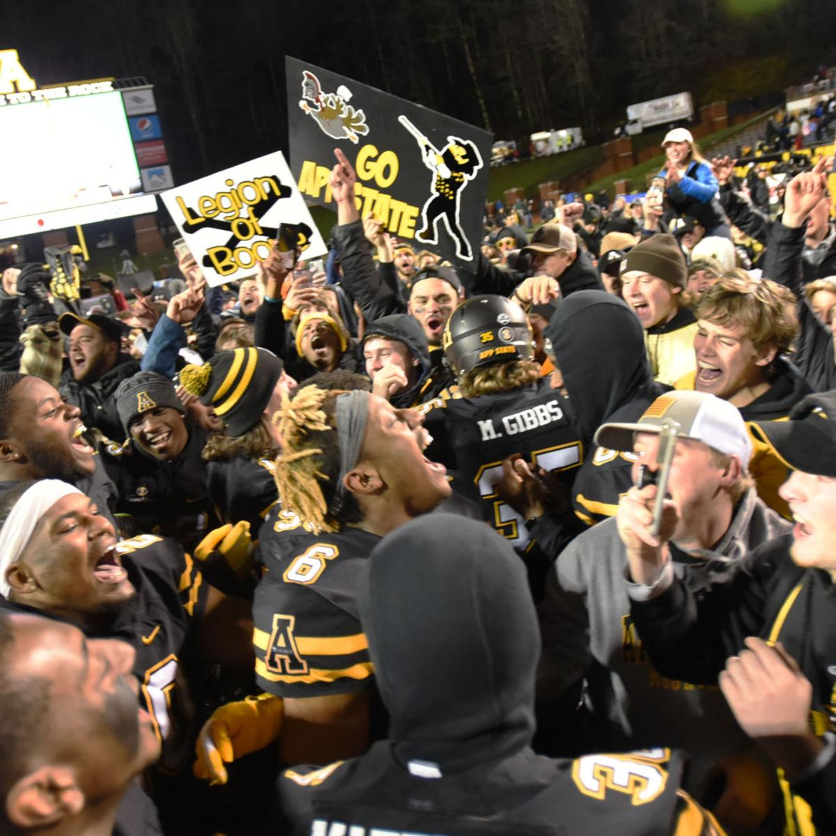 1b774376 App Trail: App State at North Carolina tickets sell out in matter of ...