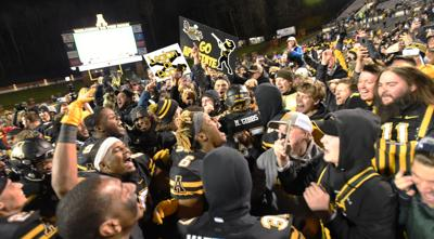 Troy Appalachian State Football