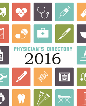 2016 Physician's Directory