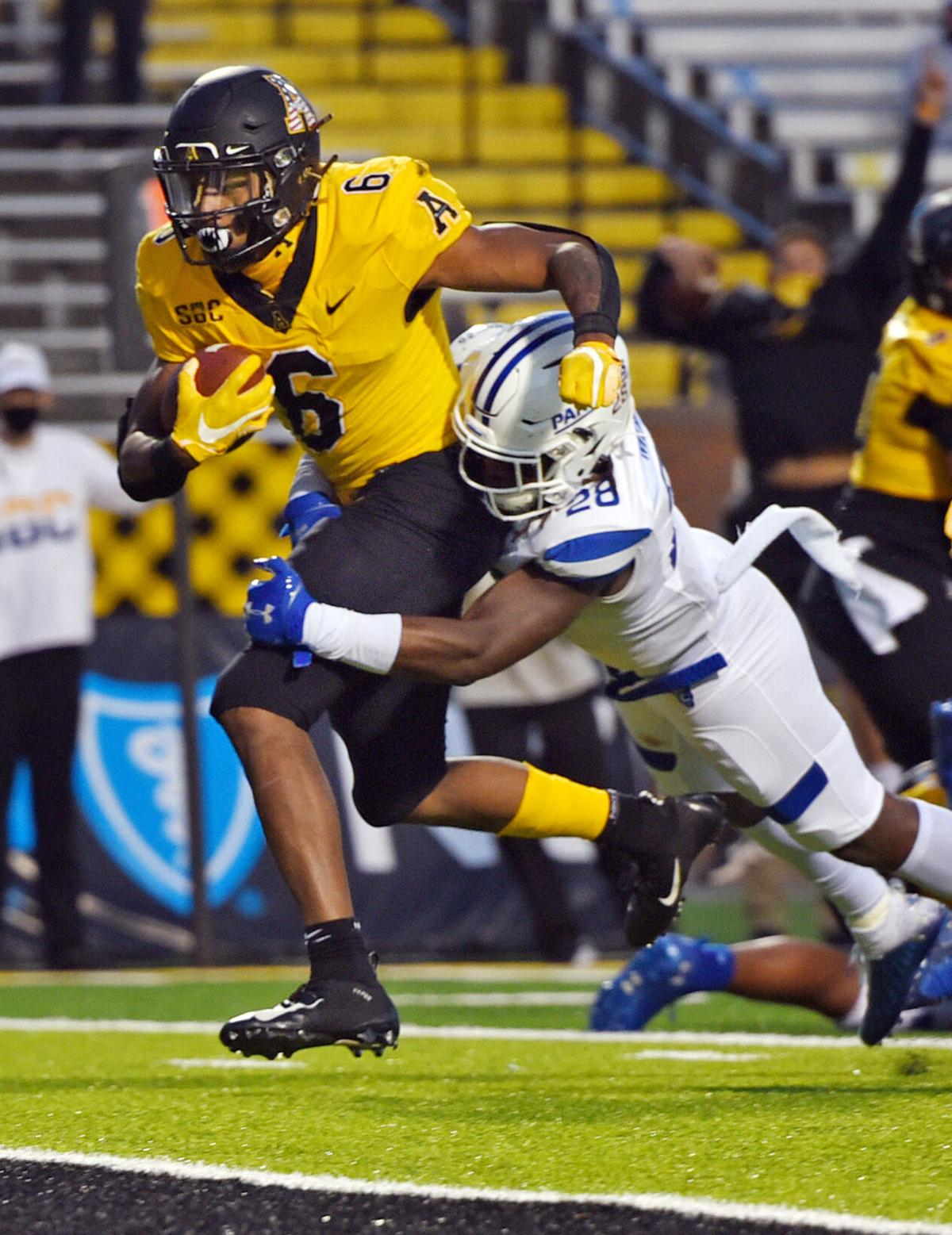 Georgia State Appalachian State football