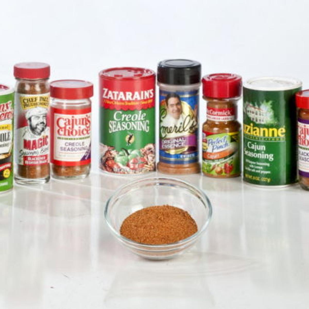 Taste testing store-bought Creole seasonings | Food