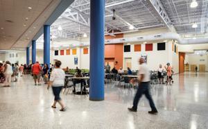New Davie County High School opens its doors
