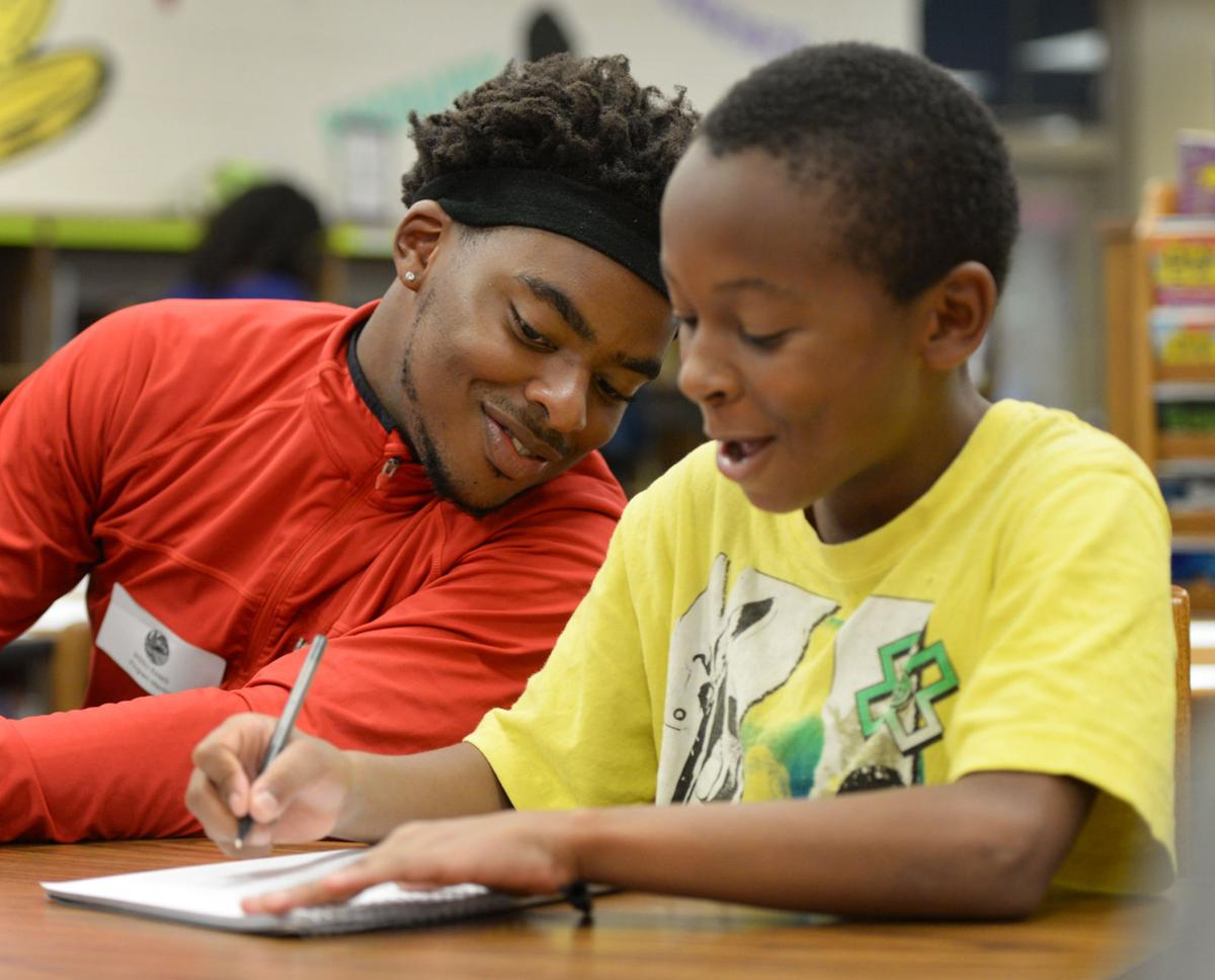 WSSU students partnering with Ashley Academy | Local News ...