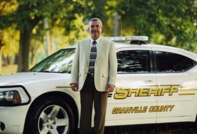 Granville county sheriff