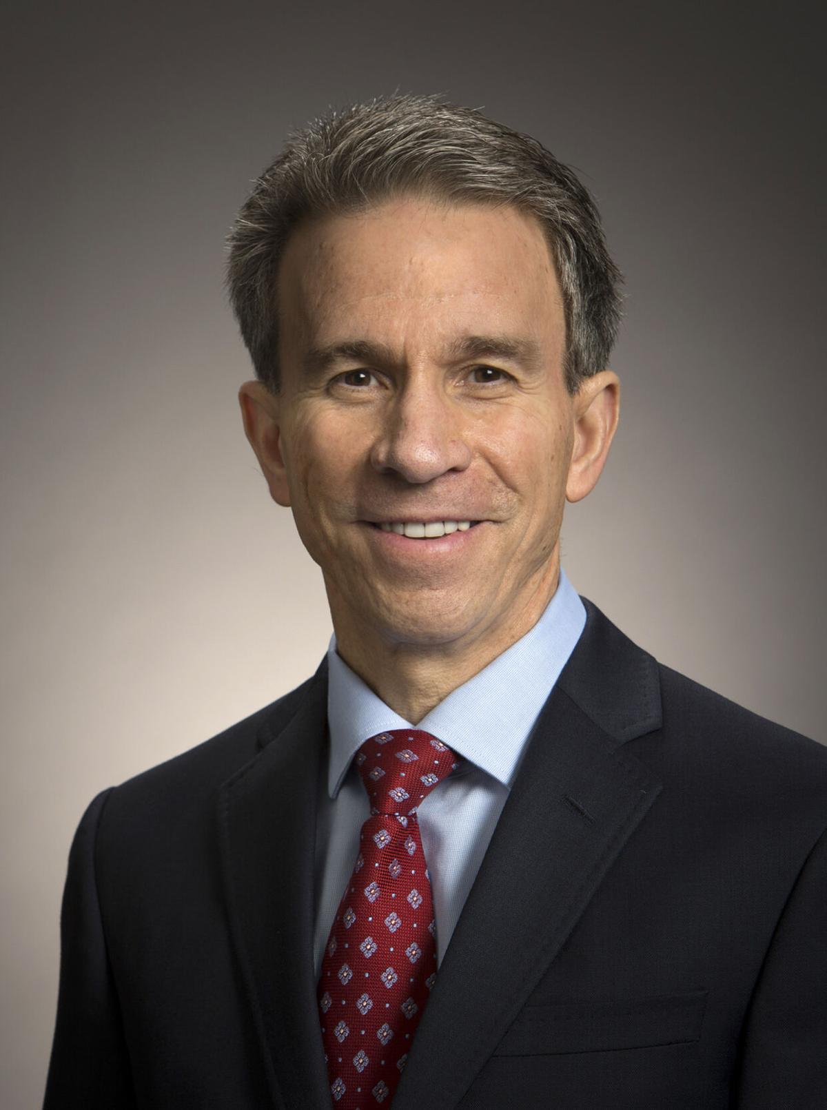 Jim Umpleby, Caterpillar's chief executive