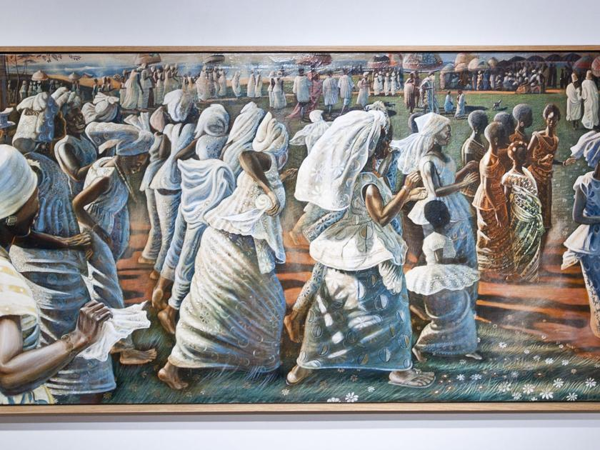 Diggs Gallery Brings Out Some Of Its Prized Permanent Collection