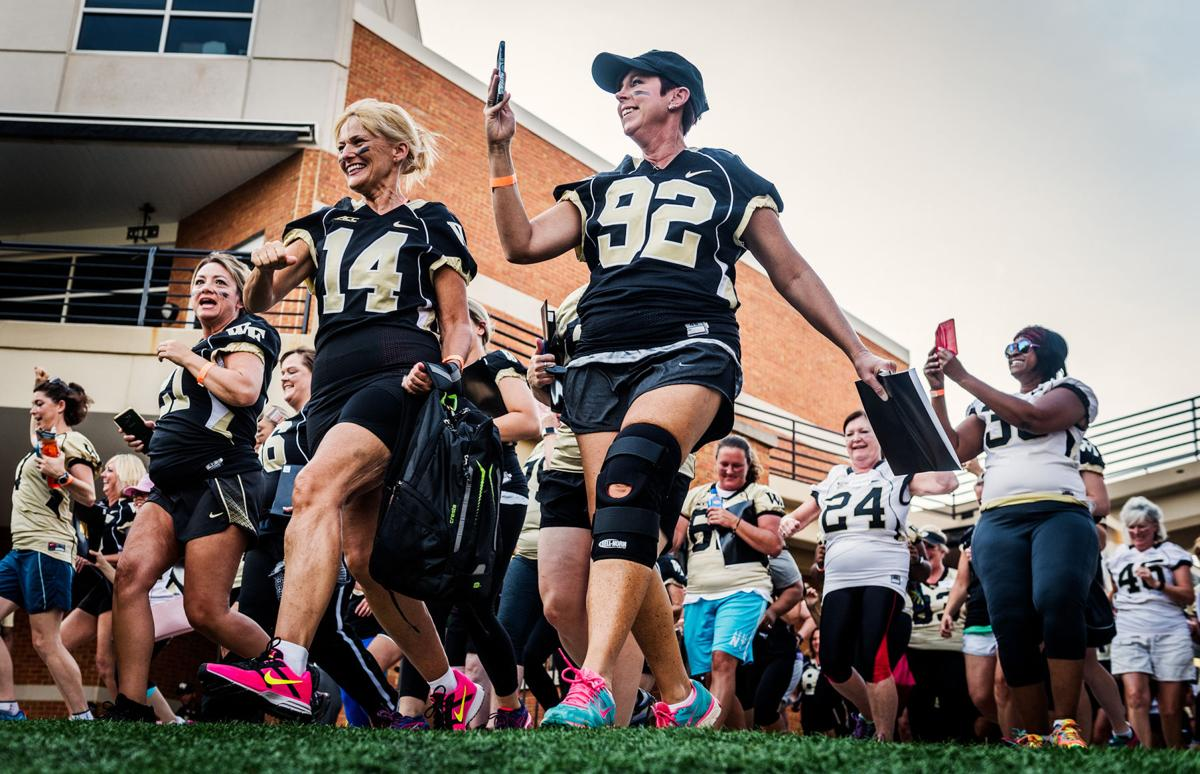 20th Annual Wake Forest Women's Football Camp | Galleries ... |Wake Forest Womens Soccer Camp