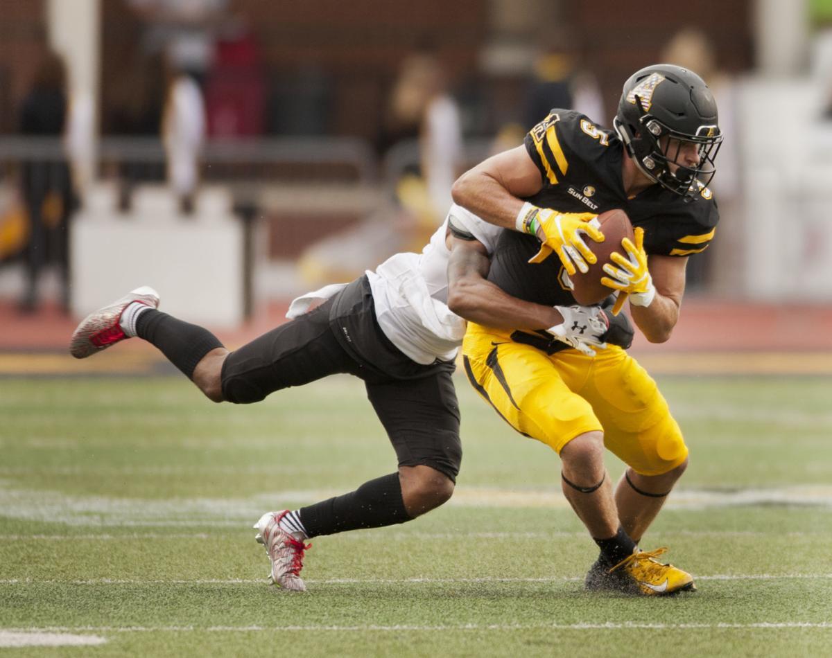 Gardner-Webb Appalachian State Football