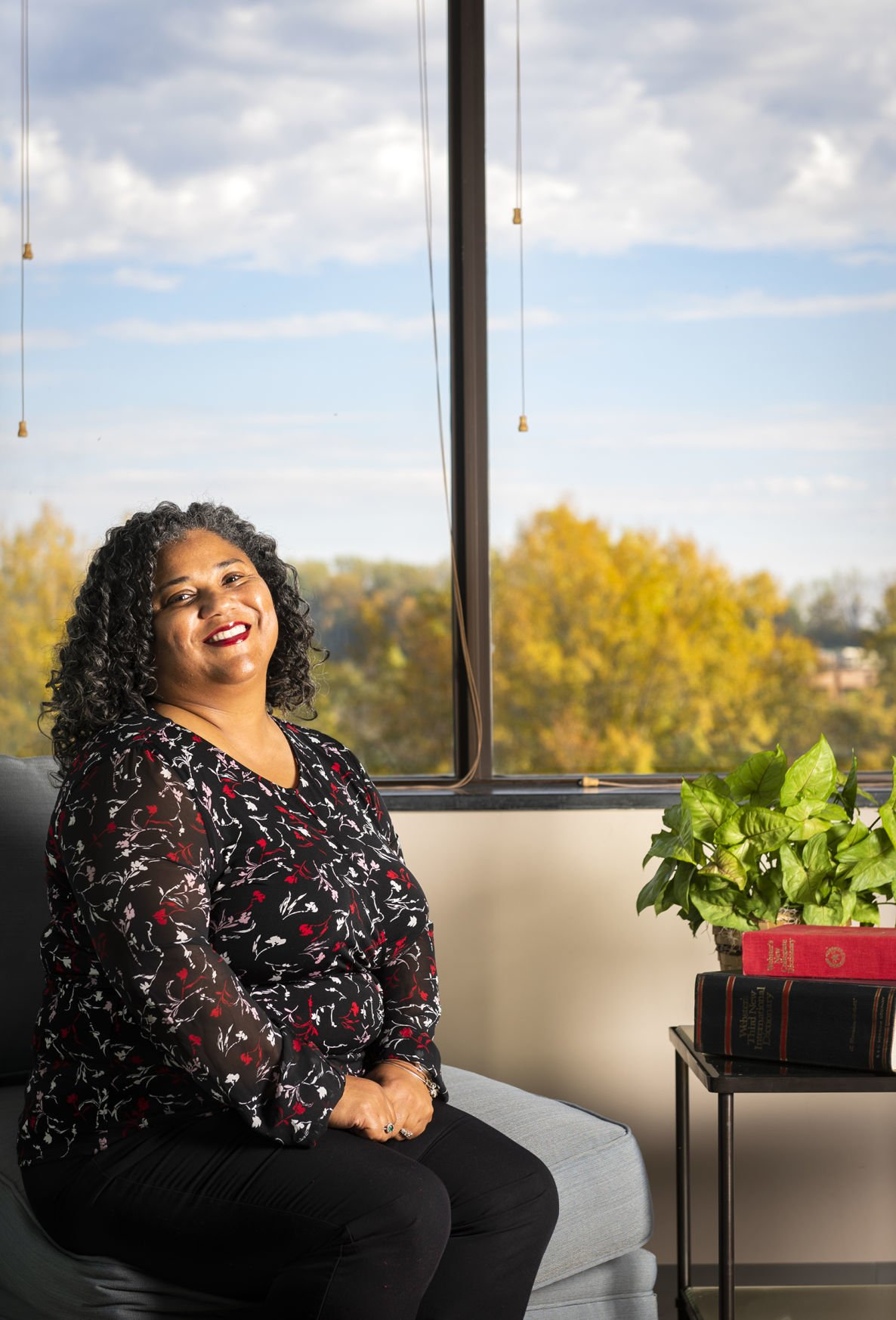 Effie McMillian, Executive Director of Equity Access and Acceleration