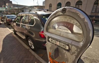 Parking violation fees