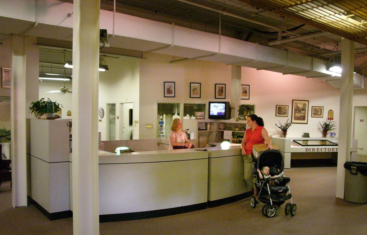 Hewitt Business Center