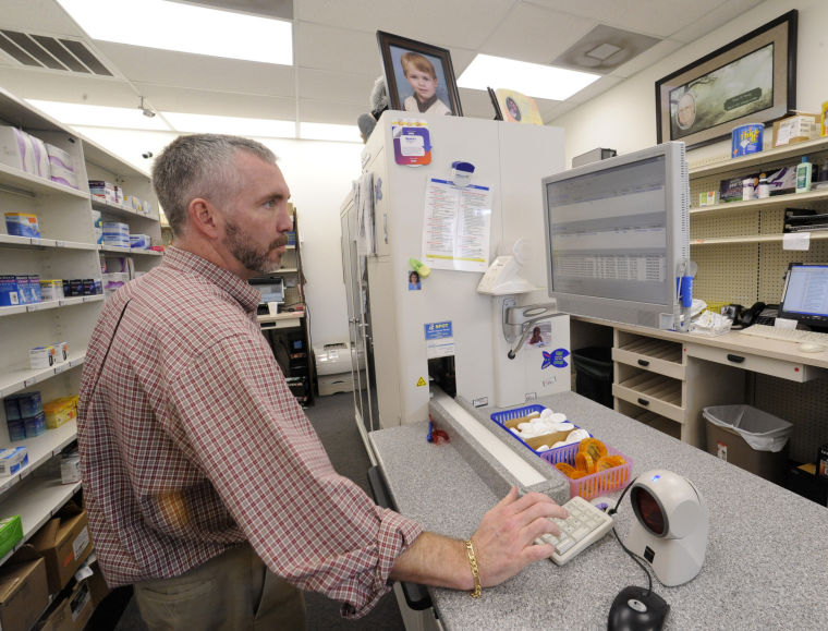 Independent Pharmacist Goes Statewide In Push To Compete With Chains