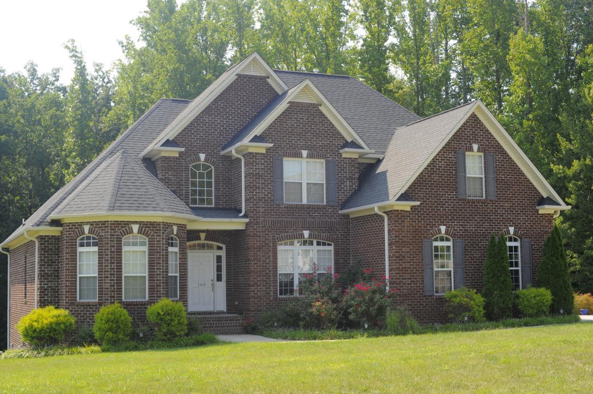 Corbetts' house in Wallburg