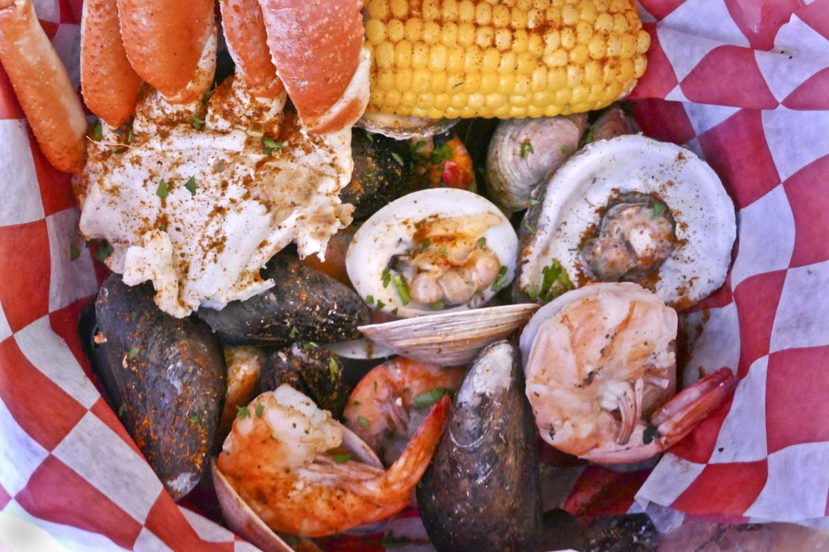 Opening of new King's Crab Shack may launch franchise for