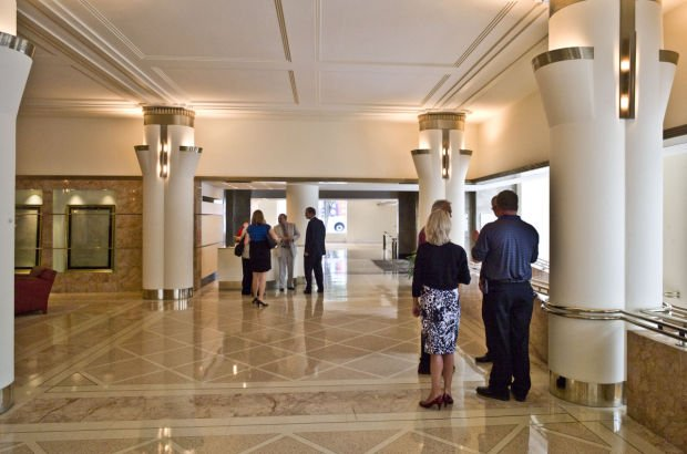 Reynolds building renovation may give downtown big boost
