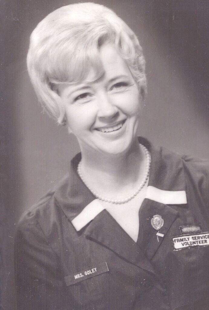 Goley, Carolyn Sue Cantrell