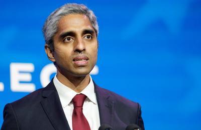Dr. Vivek Murthy, surgeon general (copy)