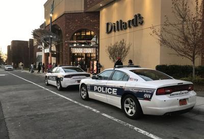 Hanes Mall shooting