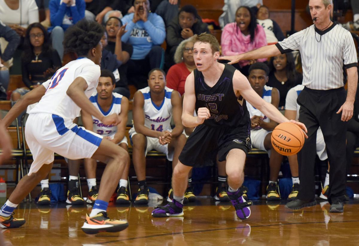 Parkland West Stokes basketball