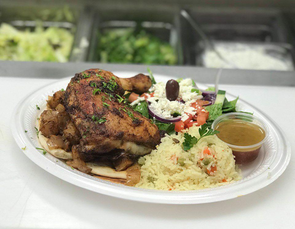 Odeh's Mediterranean Kitchen