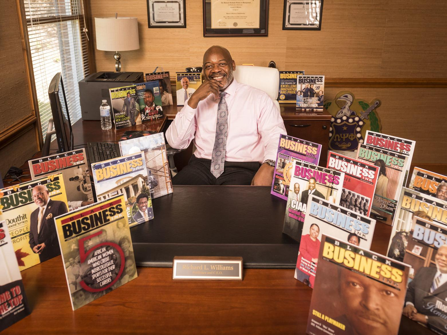 Black Business Ink magazine marks 15 years in business