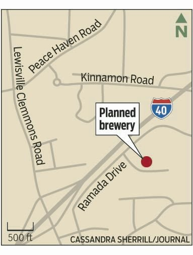 Have Another! Brewing Company map