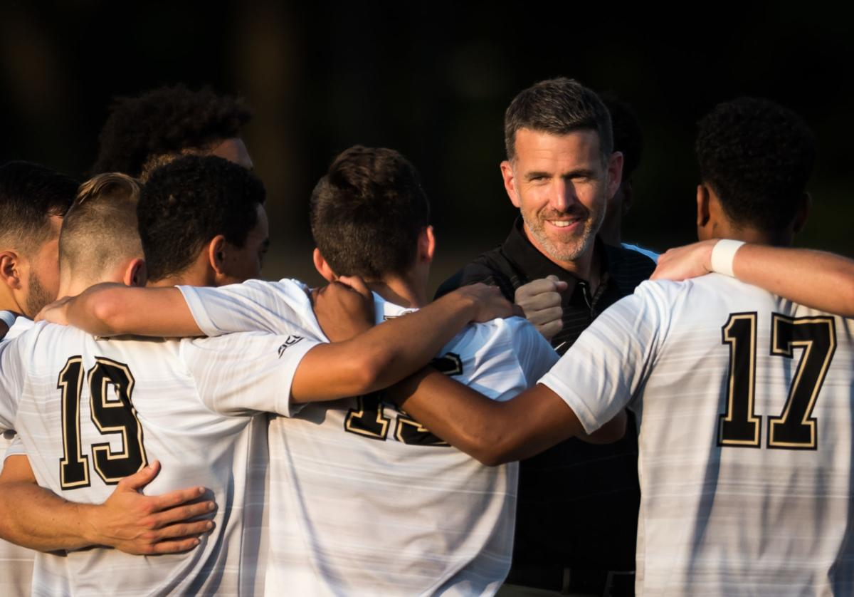Wake Forest East Tennessee State Mens Soccer