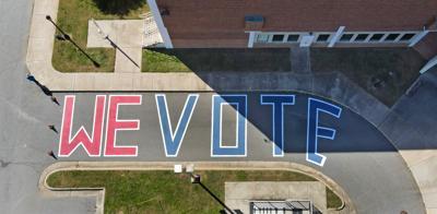 WSSU We Vote mural (copy)