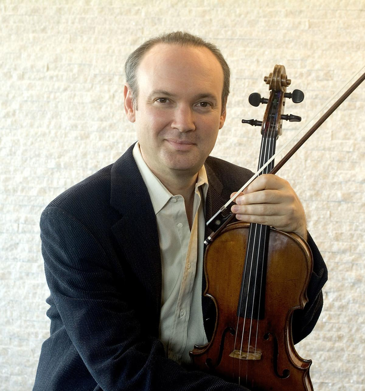 Chamber musicians delight in performing and teaching | The