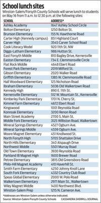 Winston-Salem/Forsyth County Schools releases more details