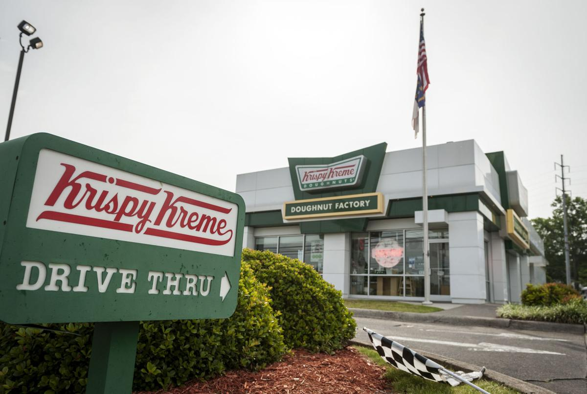 Krispy Kreme is offering a deal for customers to celebrate its 80th anniversary.. With the purchase of a dozen doughnuts, customers can get another dozen of Krispy Kreme's original glazed flavor.