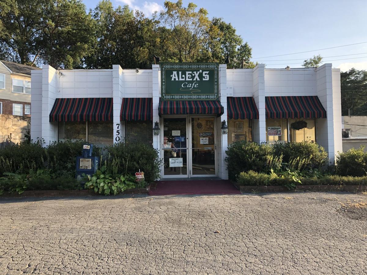 Alex's Cafe