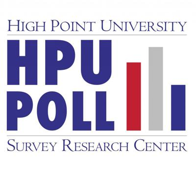 HPU Poll logo High Point University Poll logo