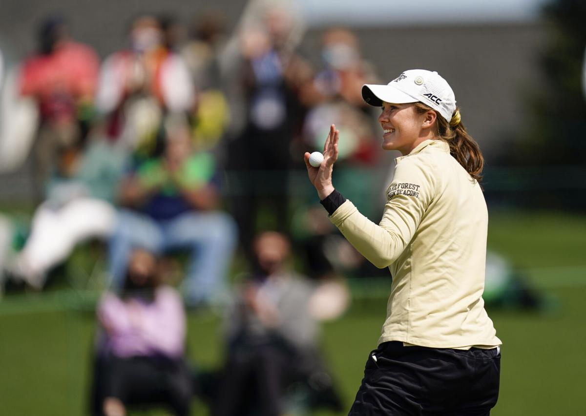 2021 Augusta National Women's Amateur