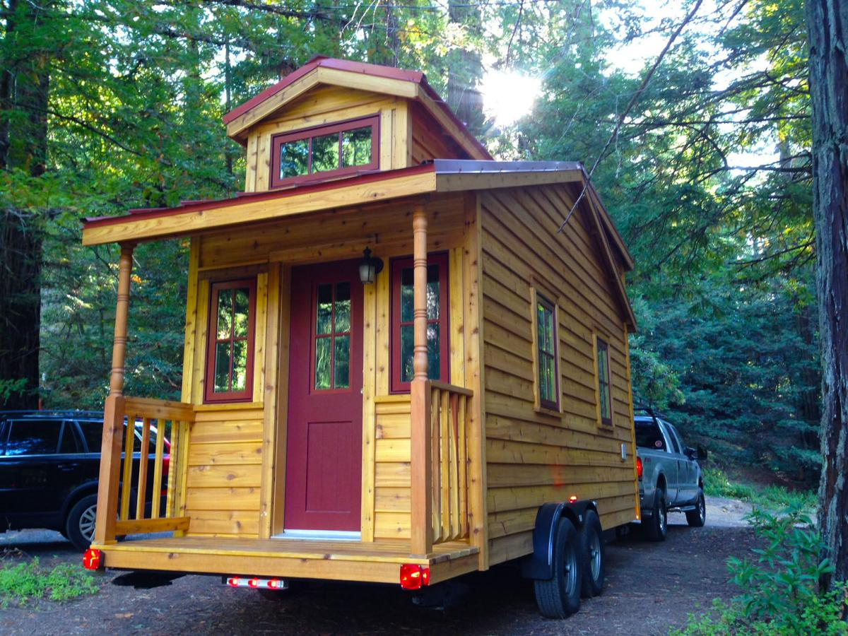 Big Ideas Inside Tiny Houses Home Amp Garden Journalnow Com