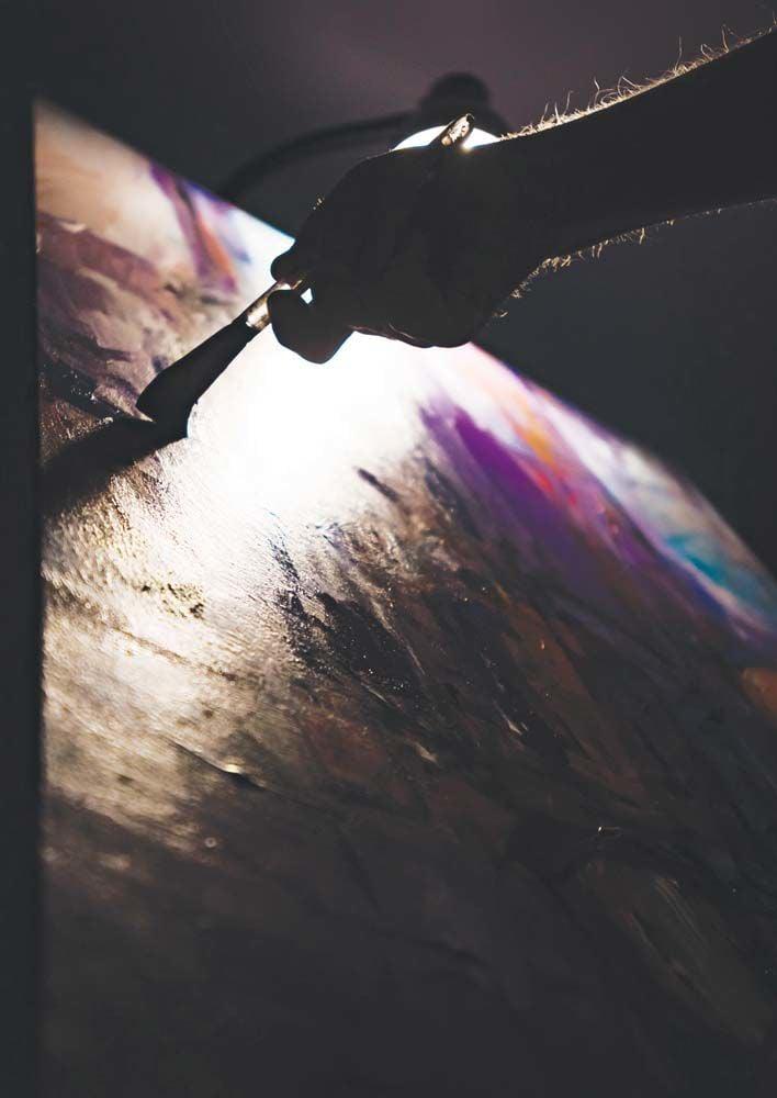 WSM Artist Sterling Edwards