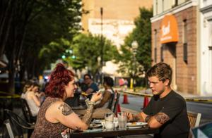 10 downtown Greensboro restaurants and 20 retailers head outdoors Friday and Saturday