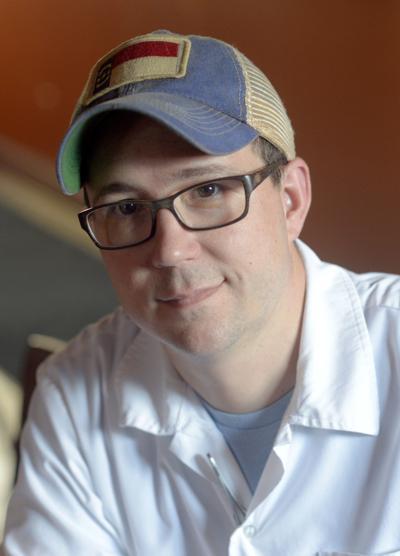 Chef Travis Myers