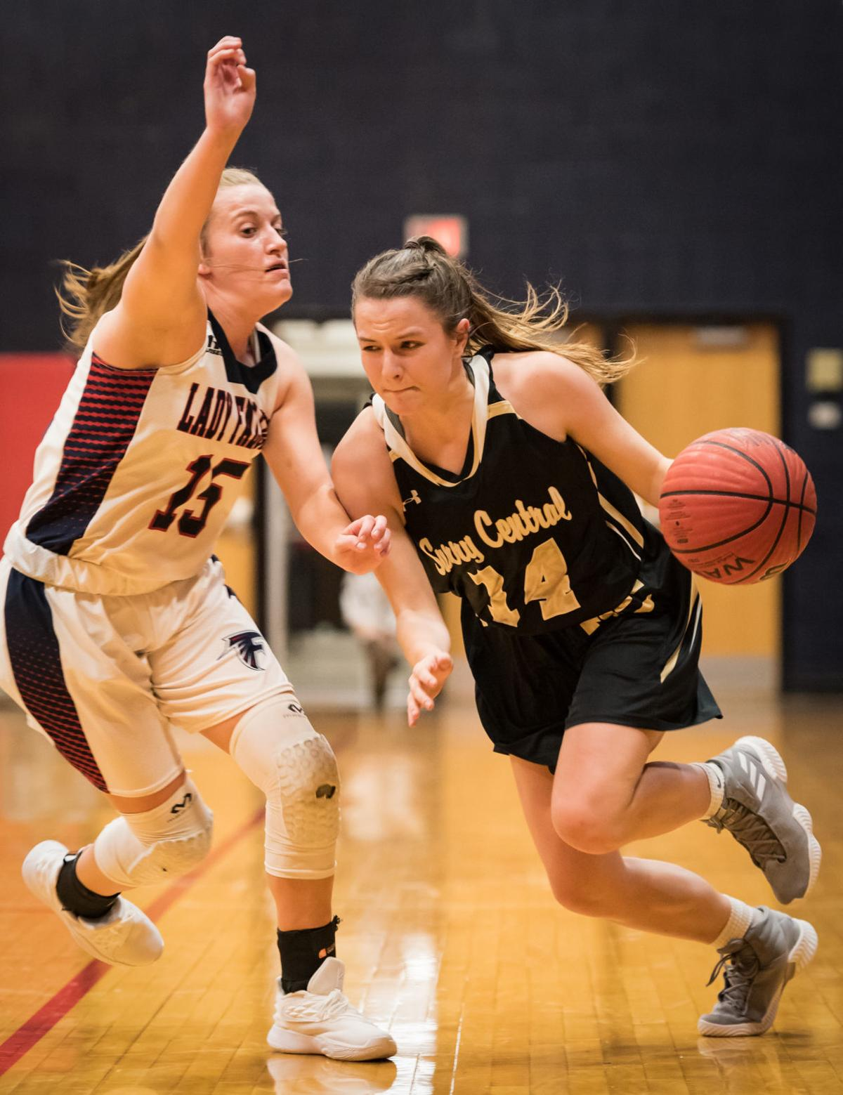 Photos Forbush Girls Basketball 68 44 Over Surry Central