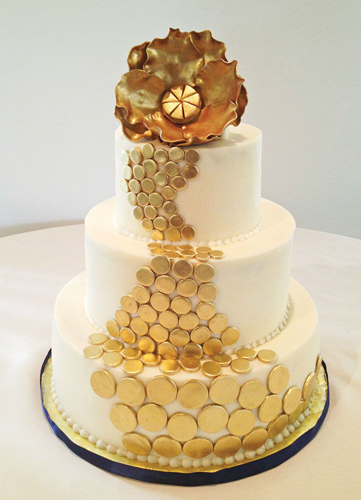 05ClaireMariesAuthenticSouthernBakery-Gold-Coin-Wedding-Cake.jpg