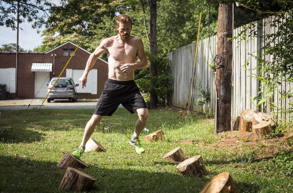 winston salem man tries again on u0027american ninja warrior u0027 tonight