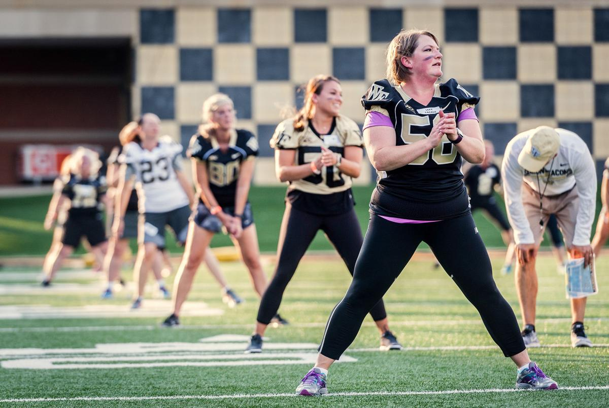 Wake Forest women ready for ACC play | Wfu | journalnow.com |Wake Forest Womens Soccer Camp