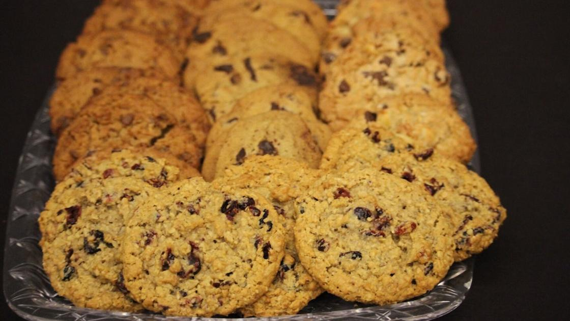 Recipe Swap: Cranberry pumpkin cookies sweeten up the fall kitchen
