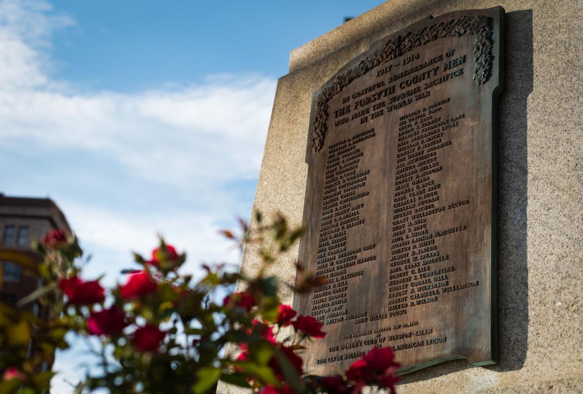 Sexton WWI Monument