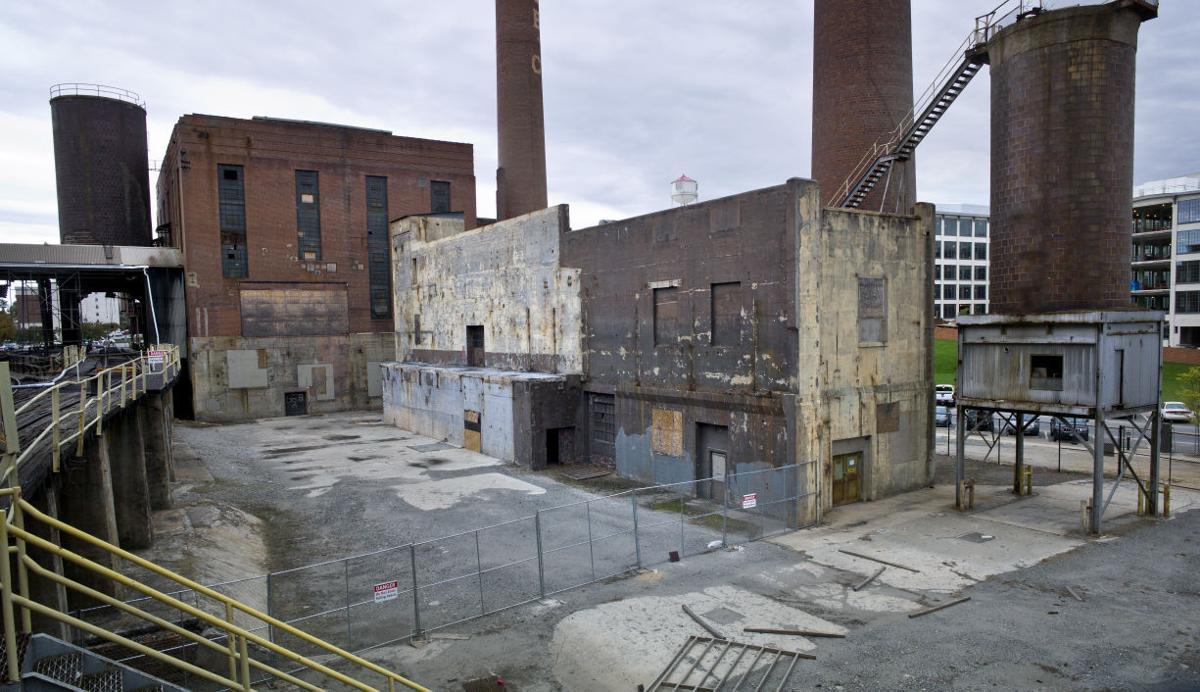 Bailey Power Plant horizontal