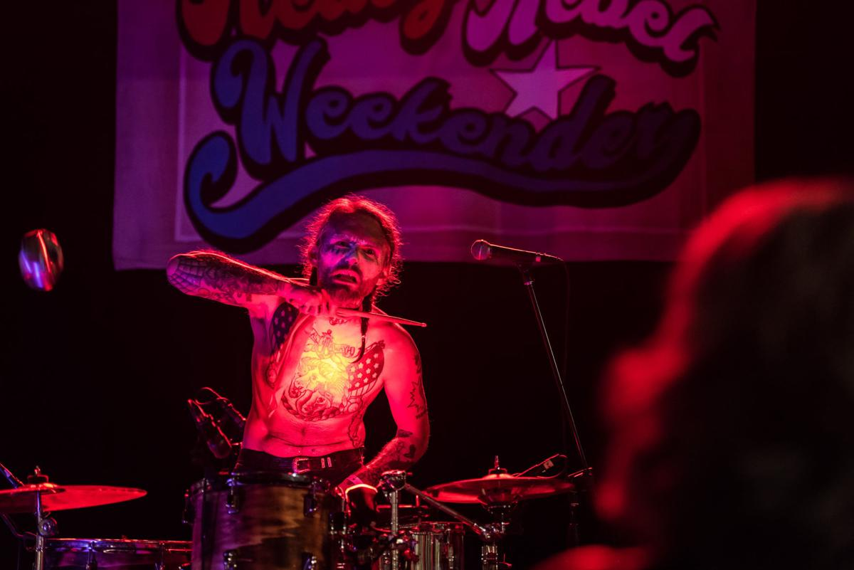 Heavy Rebel Weekender's 18th Annual Music Festival