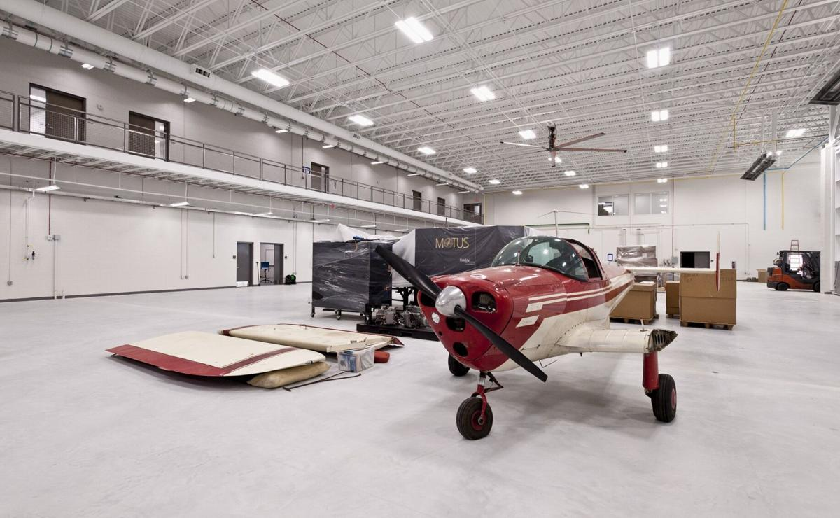 Mazie S. Woodruff Aviation Technology Lab