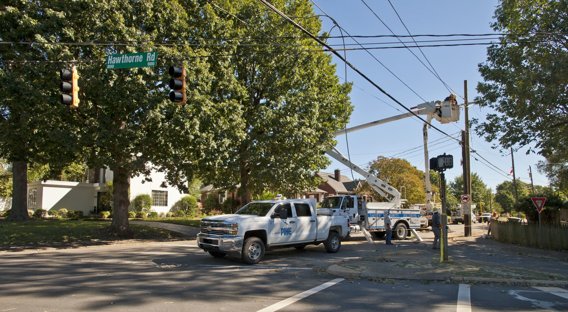 Duke Energy restores power to more of its customers   Winston Salem Journal