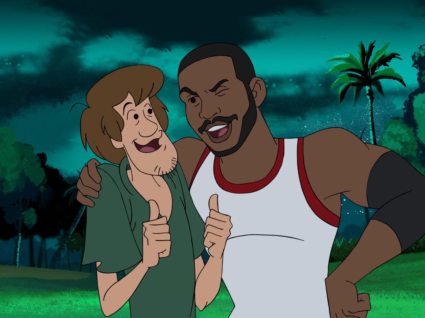 Zoinks Chris Paul Guest Stars In New Scooby Doo Entertainment Journalnow Com