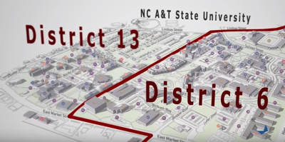 nc a t campus map The Syllabus The Line That Divides N C A T Journalnow Com nc a t campus map